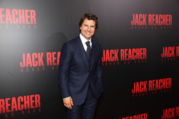Tom Cruise Moving to the Scientology Headquarters