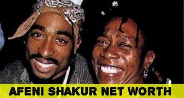 Afeni Shakur Net Worth
