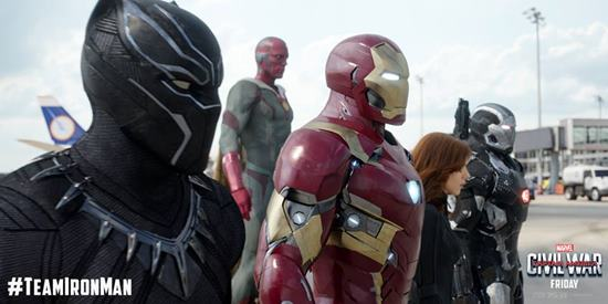 Captain America Civil War Post-Credit Scenes and Spoilers