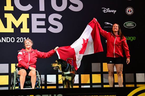 Christine Gauthier Canada 2