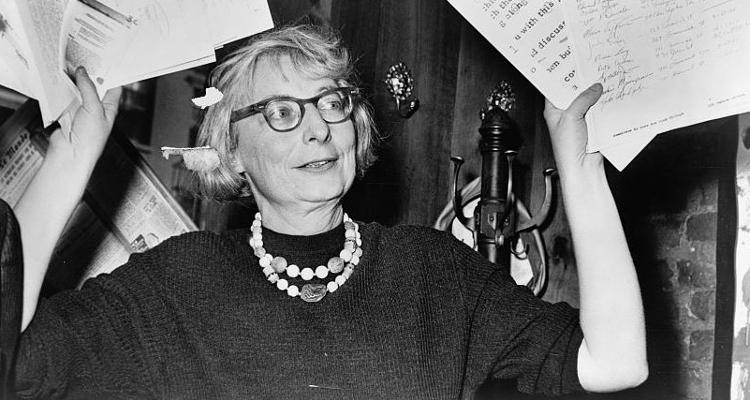Jane Jacobs 100th Birthday