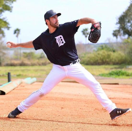 Justin Verlander Pitching Style