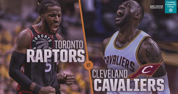 Raptors vs. Cavaliers