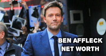 Ben Affleck Net Worth