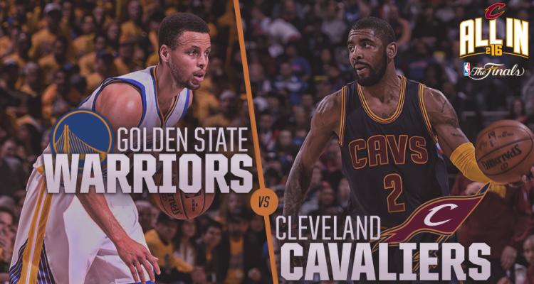 Cavs vs. Warriors