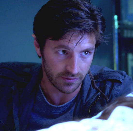 Eoin Macken as Dr. TC Calla