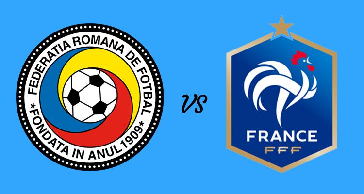 France Lineups vs. Romania