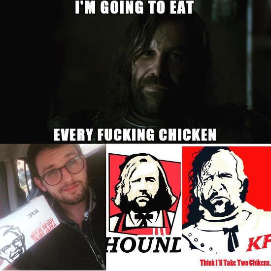GOT Memes KFC in Westeros
