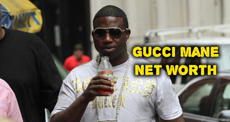 Gucci Mane Net Worth | How Much is Gucci Mane Worth?