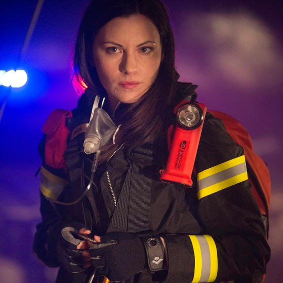 Jill Flint as Dr. Jordan Alexander