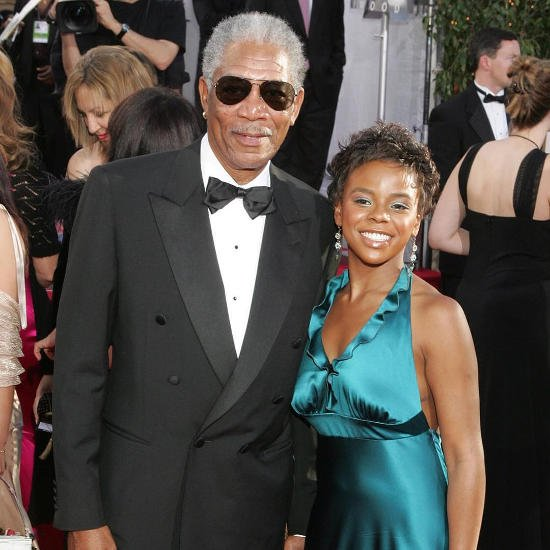 Morgan Freeman Personal Life