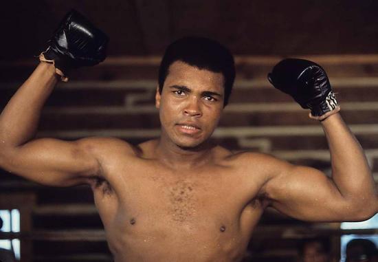 Muhammad Ali Legacy