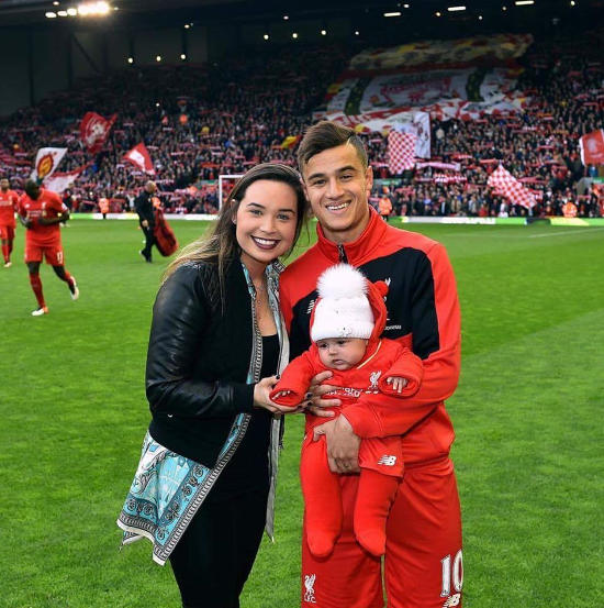 Philippe Coutinho Family life