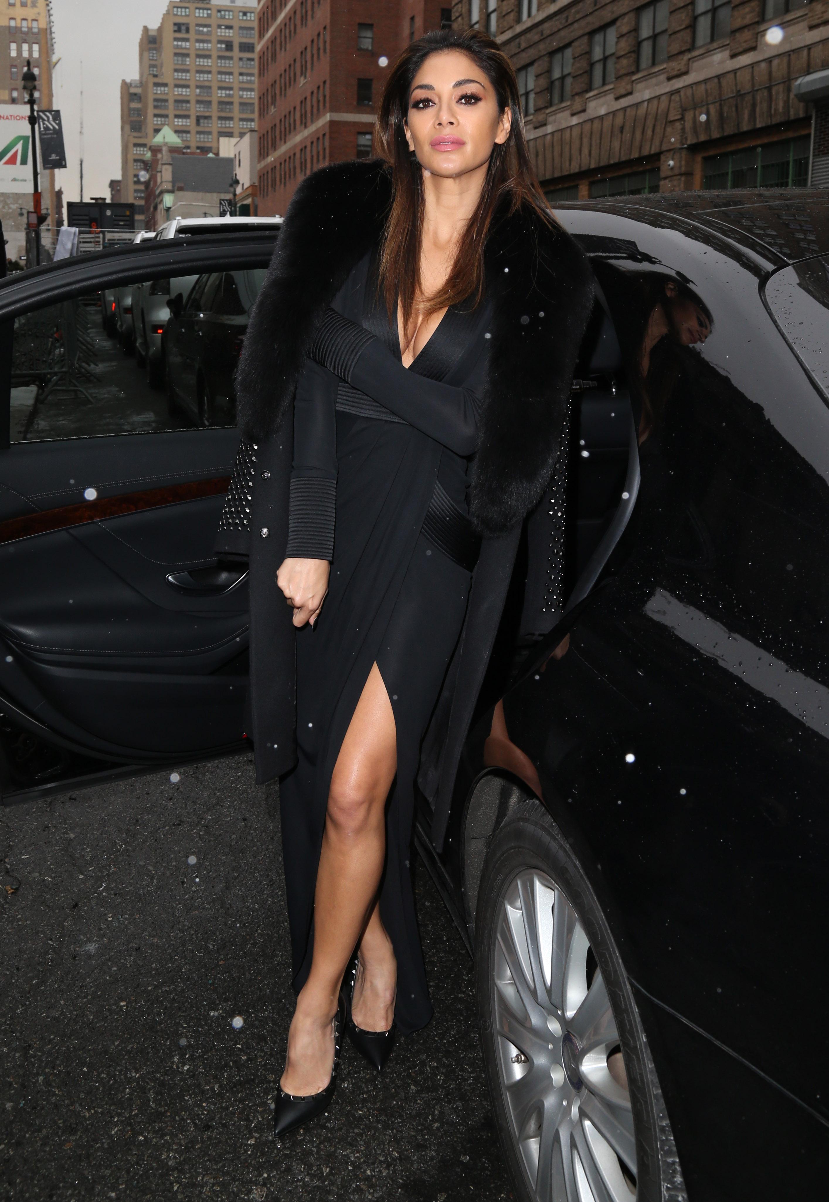 Lewis Hamilton Net Worth >> Nicole Scherzinger Birthday: 5 Photos You Need to See