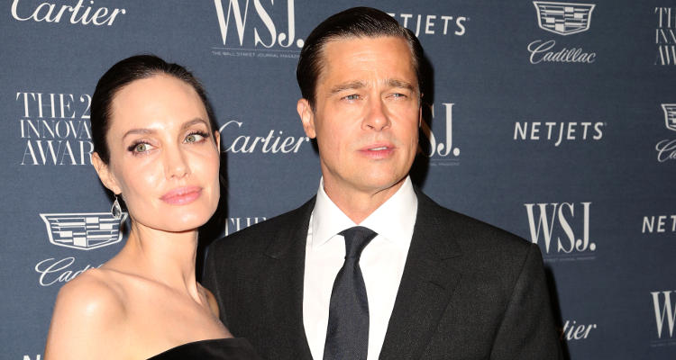 Are Brangelina Heading for Splitsville