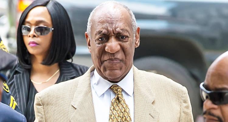 Bill Cosby Blind