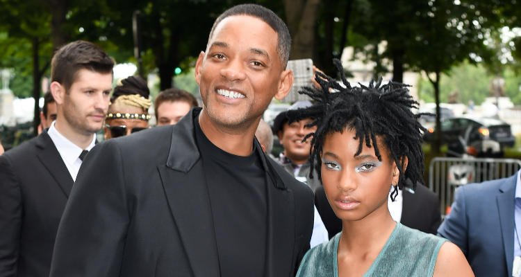 Hollywood Filmstar Will Smith and his Daughter Willow Smith