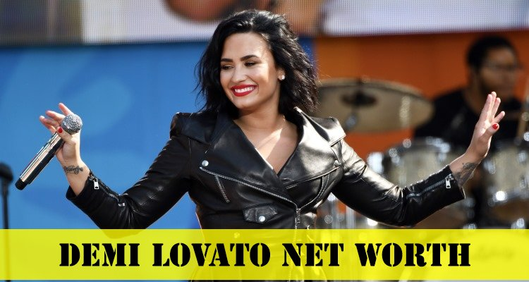 How Rich is Demi Lovato