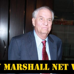 How Rich is Garry Marshall
