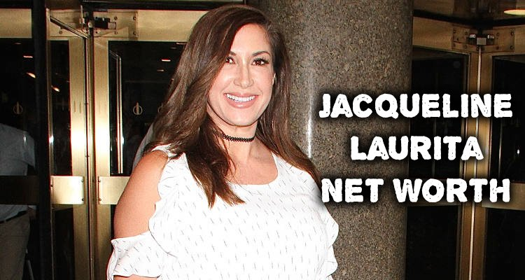 How Rich is Jacqueline Laurita