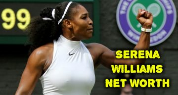 How Rich is Serena Williams