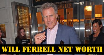 How Rich is Will Ferrell