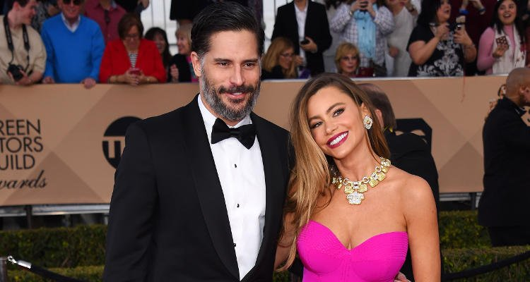 Joe Manganiello Shares Wedding Photo