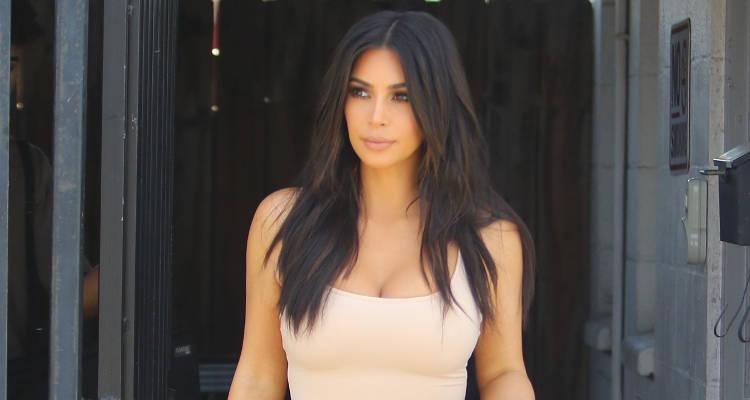 Kim Kardashian MILF Video Photoshop