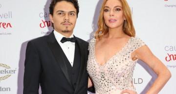 Lindsay Lohan gets in a fight with fiance egor tarabasov
