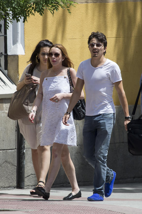 Lindsay Lohans Fiance