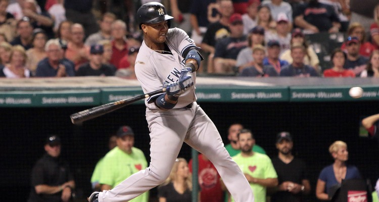 New York Yankees, Starlin Castro