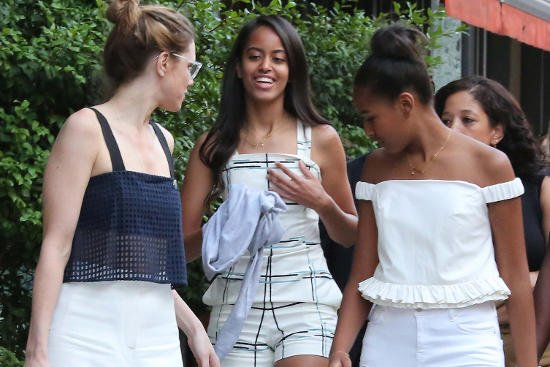 Malia Obama Birthday Pics