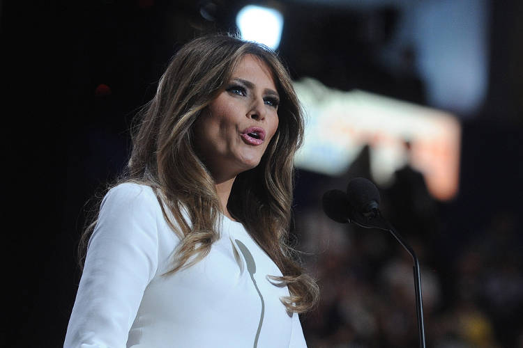 Melania Trump Republican National Convention
