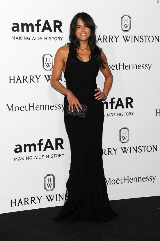 Michelle Rodriguez Black Beauty