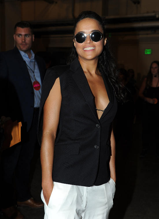 Michelle Rodriguez Hot Pic