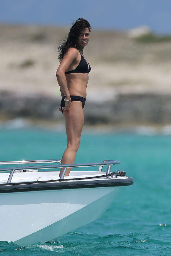 Michelle RodríGuez Porn