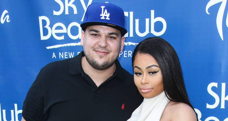 Rob and Chyna new reality show