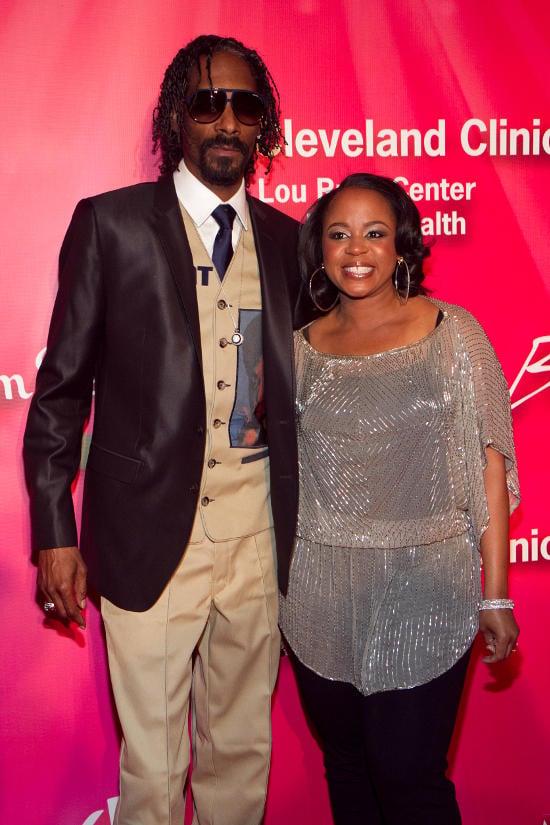 Snoop Doggs Wife Shante Broadus