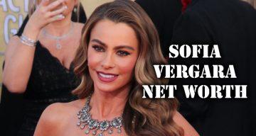 Sofia Vergara Net Worth