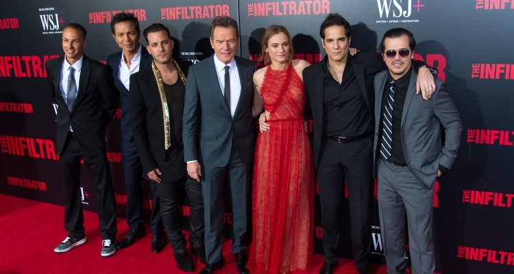 The Infiltrator Cast