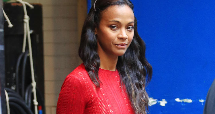 Who is Zoe Saldana Husband