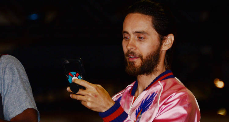 Jared Leto praises Heath Ledger for 'perfect' Joker performance