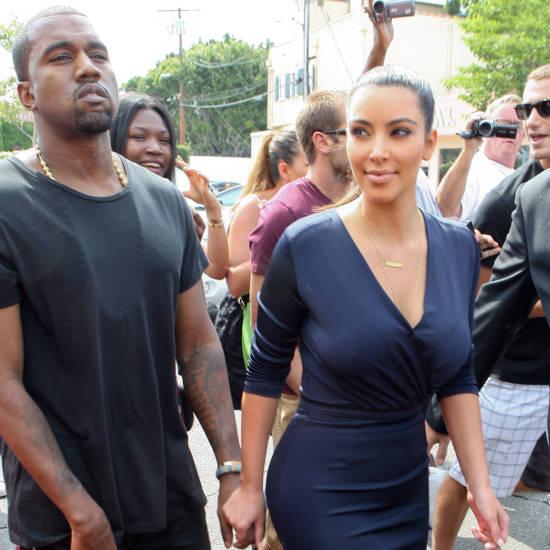 kim kardashian stylish pic