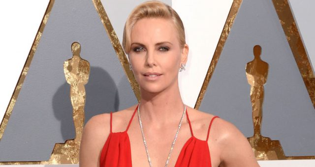 10 Hottest Charlize Theron Pics