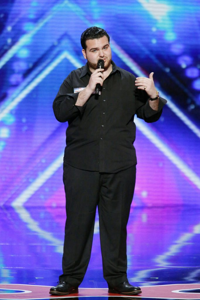 America Got Talent Sal Valentinetti