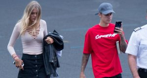 Bieber Dating Bronte Blampied