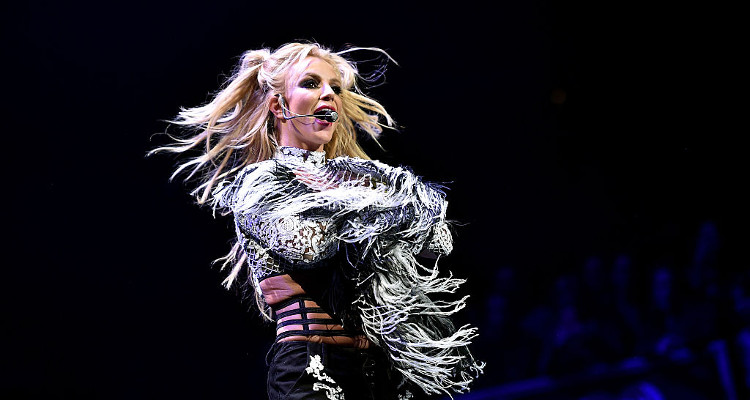 Britney Spears Glory