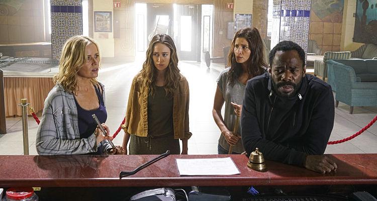 Fear the Walking Dead Season 2 Episode 9