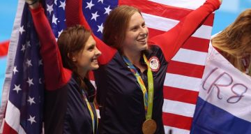 Hali Flickinger, Team USA