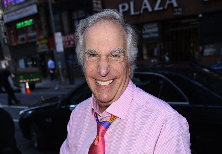 Henry Winkler Is Gay 80